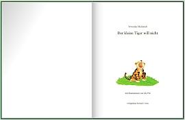 Leseprobe - Der kleine Tiger will nicht