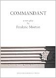 Cover - Frederic Morton - Commandant